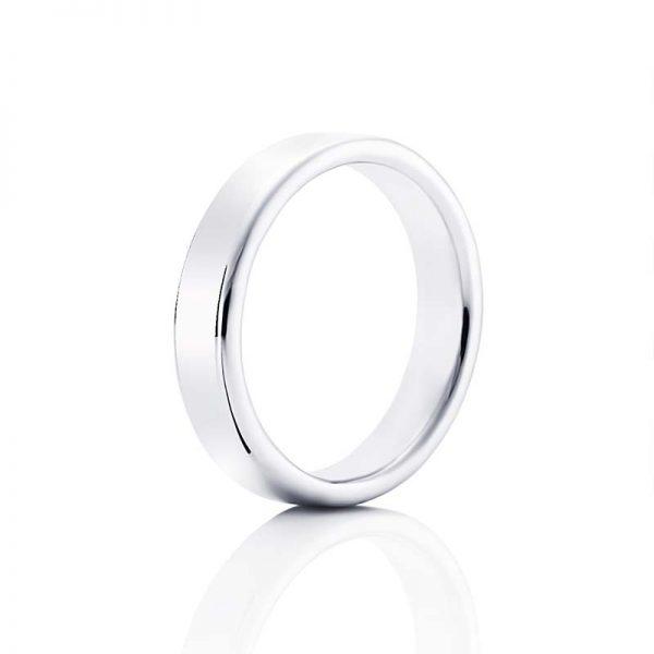 Smooth Ring Silver från Efva Attling