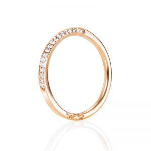 Sparkling Way Ring Guld från Efva Attling