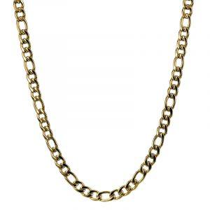 SCOTT Large Halsband Guld från AROCK