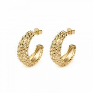 Dew Hoops Gold från Emma Israelsson