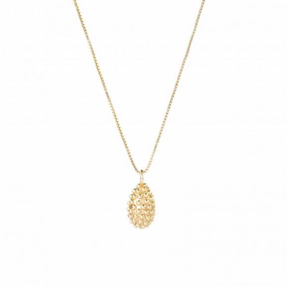 Dew Necklace Gold från Emma Israelsson