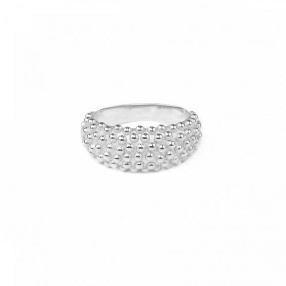 Dew Ring Silver från Emma Israelsson