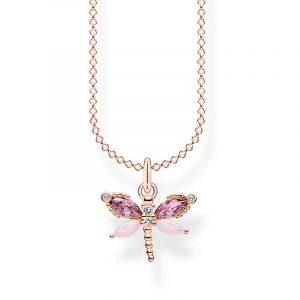 Halsband Rosa Släda Rosé från Thomas Sabo