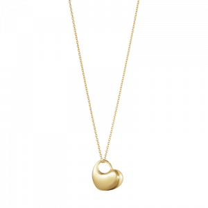 Heart Pendant Guld från Georg Jensen