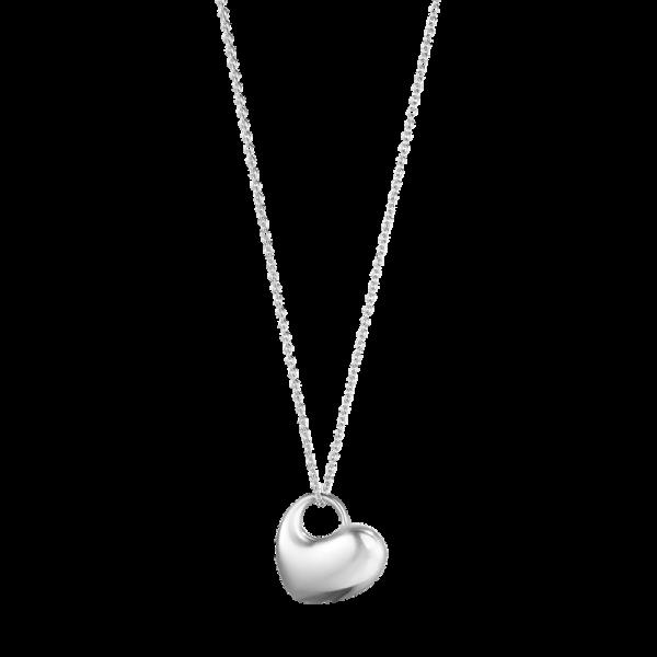 Heart Pendant Silver från Georg Jensen