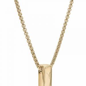 TIM Halsband Guld från AROCK