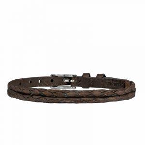LIMO Armband Brun från AROCK
