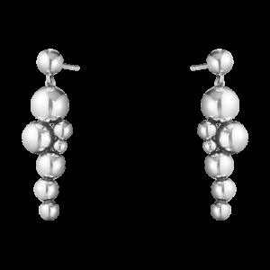 Moonlight Grapes Örhängen Druvklase Silver från Georg Jensen