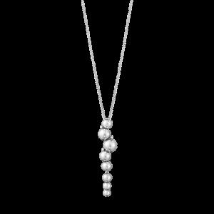 Moonlight Grapes Stort Hängsmycke Silver från Georg Jensen