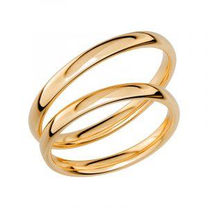 Schalins Förlovningsring Sign Of Love SR1002 18K Guld  - TeBoon.se