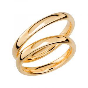 Schalins Förlovningsring Sign Of Love SR1003 18K Guld  - TeBoon.se