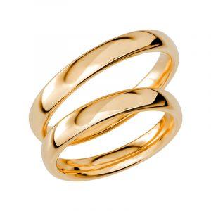 Schalins Förlovningsring Sign Of Love SR1004 18K Guld  - TeBoon.se