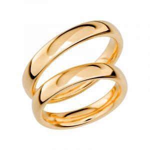 Schalins Förlovningsring Sign Of Love SR1005 18K Guld  - TeBoon.se