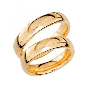 Schalins Förlovningsring Sign Of Love SR1006 18K Guld  - TeBoon.se