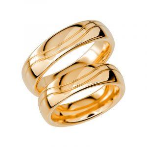Schalins Förlovningsring Sign Of Love SR1007 18K Guld  - TeBoon.se