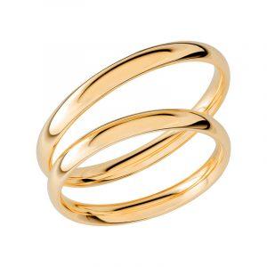 Schalins Förlovningsring Sign Of Love SR1009 18K Guld  - TeBoon.se