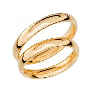 Schalins Förlovningsring Sign Of Love SR1011 18K Guld  - TeBoon.se
