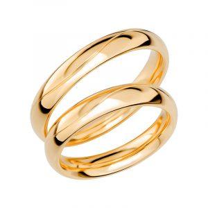 Schalins Förlovningsring Sign Of Love SR1012 18K Guld  - TeBoon.se