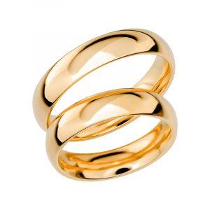 Schalins Förlovningsring Sign Of Love SR1013 18K Guld  - TeBoon.se