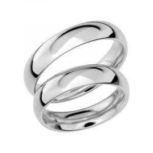 Schalins Förlovningsring Sign Of Love SR1013 18K Vitguld  - TeBoon.se