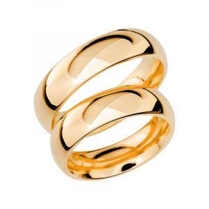 Schalins Förlovningsring Sign Of Love SR1014 18K Guld  - TeBoon.se