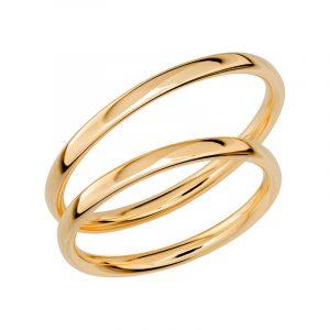 Schalins Förlovningsring Sign Of Love SR1015 18K Guld  - TeBoon.se