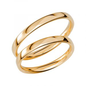 Schalins Förlovningsring Sign Of Love SR1016 18K Guld  - TeBoon.se