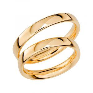 Schalins Förlovningsring Sign Of Love SR1018 18K Guld  - TeBoon.se
