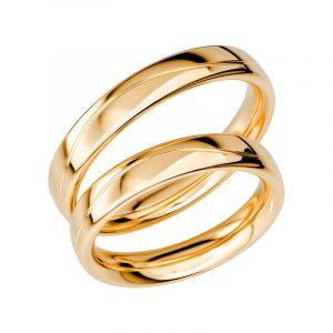 Schalins Förlovningsring Sign Of Love SR1019 18K Guld  - TeBoon.se