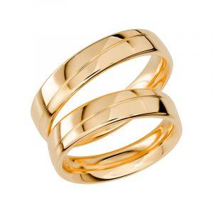 Schalins Förlovningsring Sign Of Love SR1020 18K Guld  - TeBoon.se