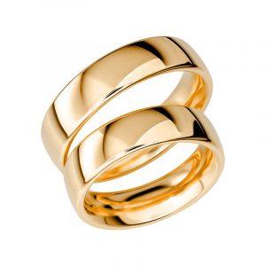 Schalins Förlovningsring Sign Of Love SR1021 18K Guld  - TeBoon.se