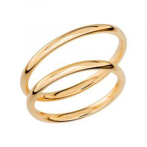 Schalins Förlovningsring Sign Of Love SR1022 18K Guld  - TeBoon.se