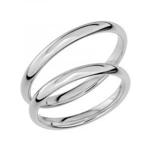 Schalins Förlovningsring Sign Of Love SR1023 18K Platina  - TeBoon.se