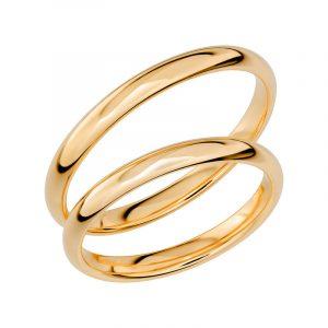 Schalins Förlovningsring Sign Of Love SR1023 18K Guld  - TeBoon.se