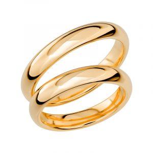 Schalins Förlovningsring Sign Of Love SR1026 18K Guld  - TeBoon.se
