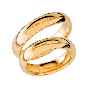 Schalins Förlovningsring Sign Of Love SR1027 18K Guld  - TeBoon.se
