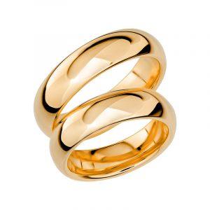 Schalins Förlovningsring Sign Of Love SR1028 18K Guld  - TeBoon.se