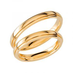 Schalins Förlovningsring Sign Of Love SR1031 18K Guld  - TeBoon.se