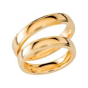 Schalins Förlovningsring Sign Of Love SR1033 18K Guld  - TeBoon.se
