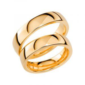 Schalins Förlovningsring Sign Of Love SR1034 18K Guld  - TeBoon.se