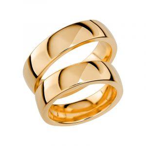 Schalins Förlovningsring Sign Of Love SR1035 18K Guld  - TeBoon.se