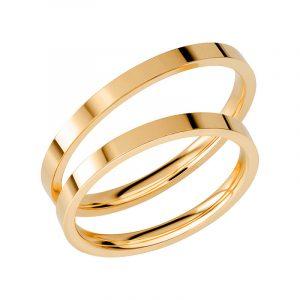Schalins Förlovningsring Sign Of Love SR1036 18K Guld  - TeBoon.se