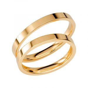 Schalins Förlovningsring Sign Of Love SR1037 18K Guld  - TeBoon.se