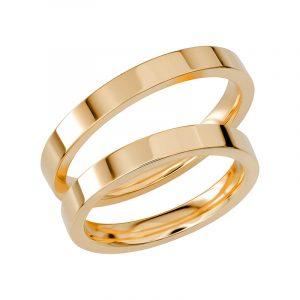Schalins Förlovningsring Sign Of Love SR1038 18K Guld  - TeBoon.se