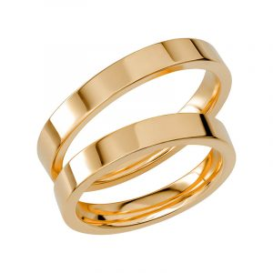 Schalins Förlovningsring Sign Of Love SR1039 18K Guld  - TeBoon.se