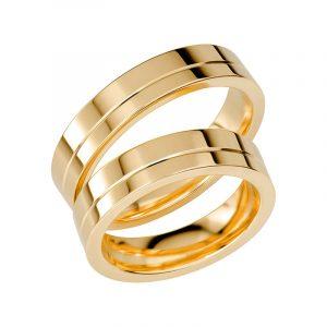 Schalins Förlovningsring Sign Of Love SR1041 18K Guld  - TeBoon.se