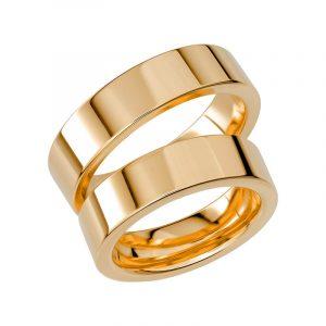 Schalins Förlovningsring Sign Of Love SR1042 18K Guld  - TeBoon.se