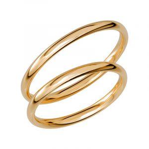 Schalins Förlovningsring Sign Of Love SR1043 18K Guld  - TeBoon.se