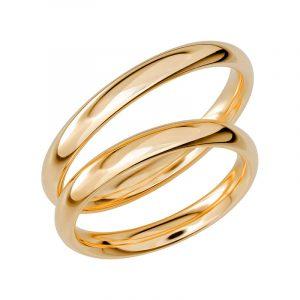 Schalins Förlovningsring Sign Of Love SR1045 18K Guld  - TeBoon.se