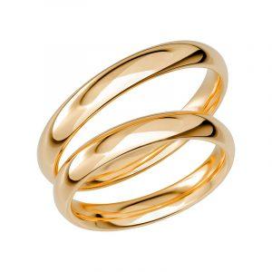 Schalins Förlovningsring Sign Of Love SR1046 18K Guld  - TeBoon.se